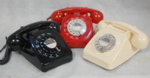 GPO Series 700 Dial Telephones