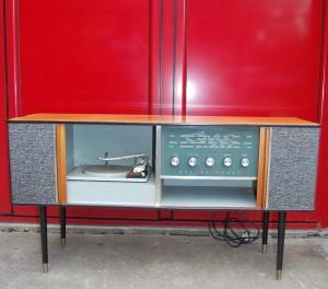 1950s Marconi Radiogram